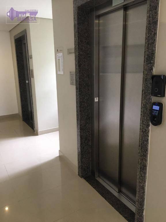 apartamento à venda, 83 m² por r$ 470.000,00 - vila baeta neves - são bernardo do campo/sp - ap0765