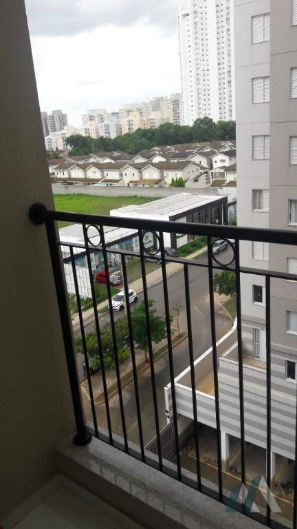 apartamento à venda, 85 m² por r$ 575.000,00 - parque campolim - sorocaba/sp - ap1980