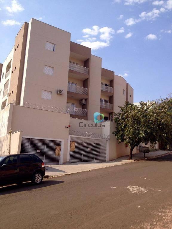 apartamento à venda, 86 m² por r$ 339.000,00 - jardim botânico - ribeirão preto/sp - ap0654