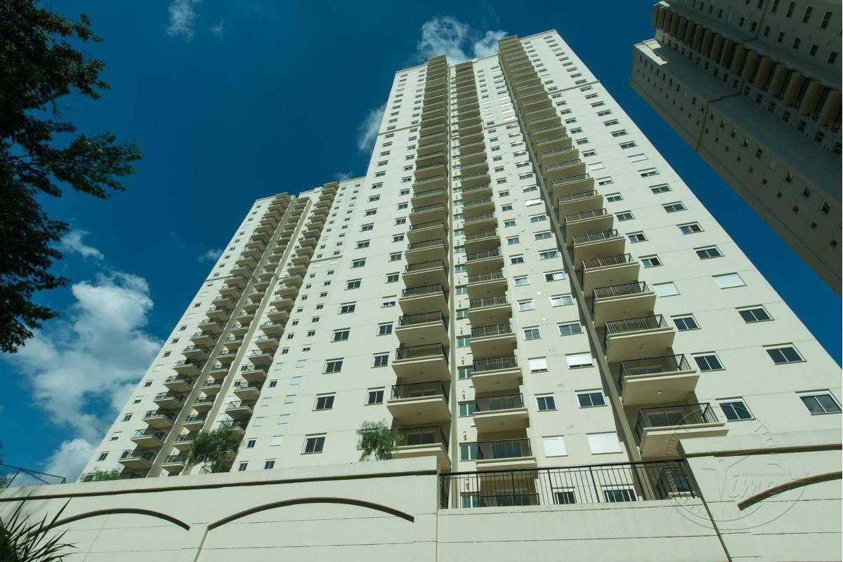 apartamento à venda, 87 m² por r$ 599.000,00 - jardim tupanci - barueri/sp - ap0897