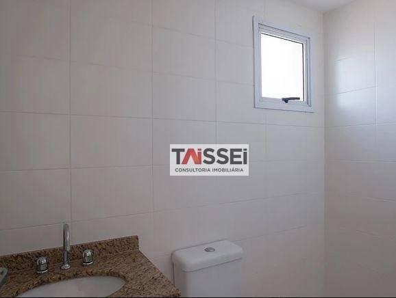 apartamento à venda, 90 m² por r$ 765.000,00 - vila mascote - são paulo/sp - ap4663