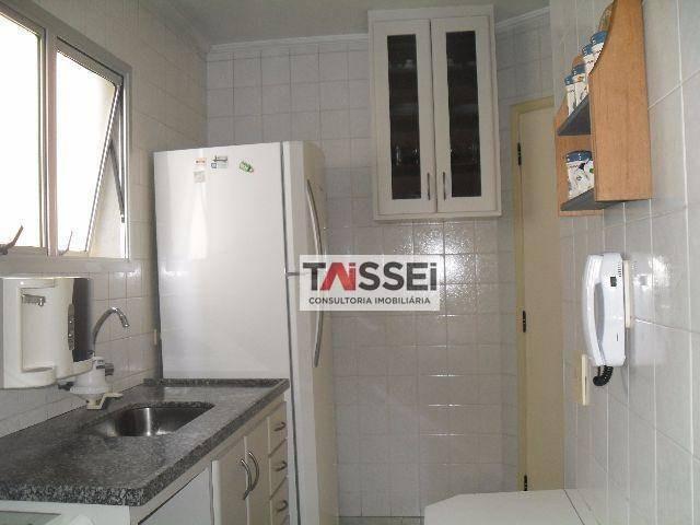 apartamento à venda, 91 m² por r$ 940.000,00 - vila mariana - são paulo/sp - ap1499