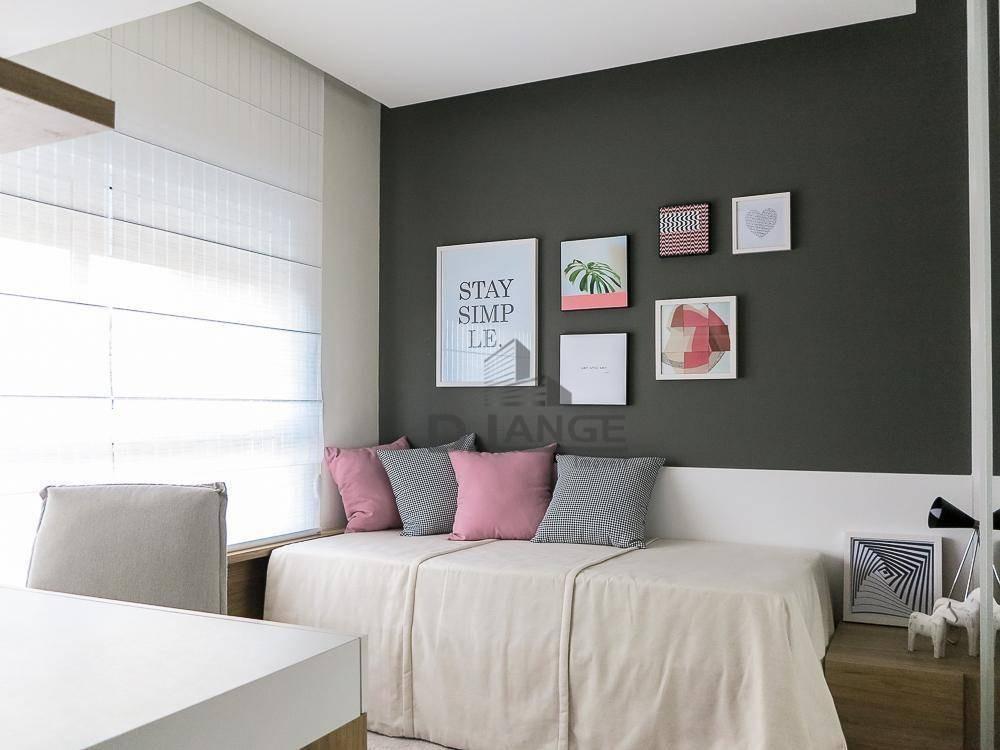 apartamento à venda, 92 m² por r$ 935.000,00 - cambuí - campinas/sp - ap18039