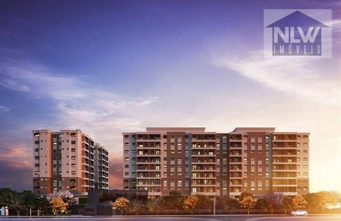 apartamento à venda, 93 m² por r$ 835.406,00 - água branca - são paulo/sp - ap1037