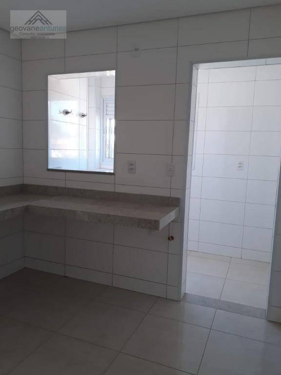 apartamento à venda, 94 m² por r$ 345.000,00 - jardim canaã - limeira/sp - ap0318