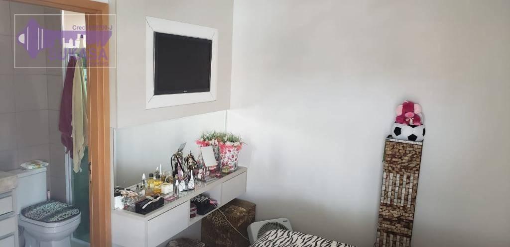 apartamento à venda, 95 m² por r$ 766.000,00 - vila pires - santo andré/sp - ap1017