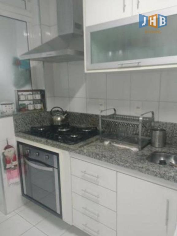 apartamento à venda, 96 m² por r$ 425.000,00 - jardim satélite - são josé dos campos/sp - ap2251