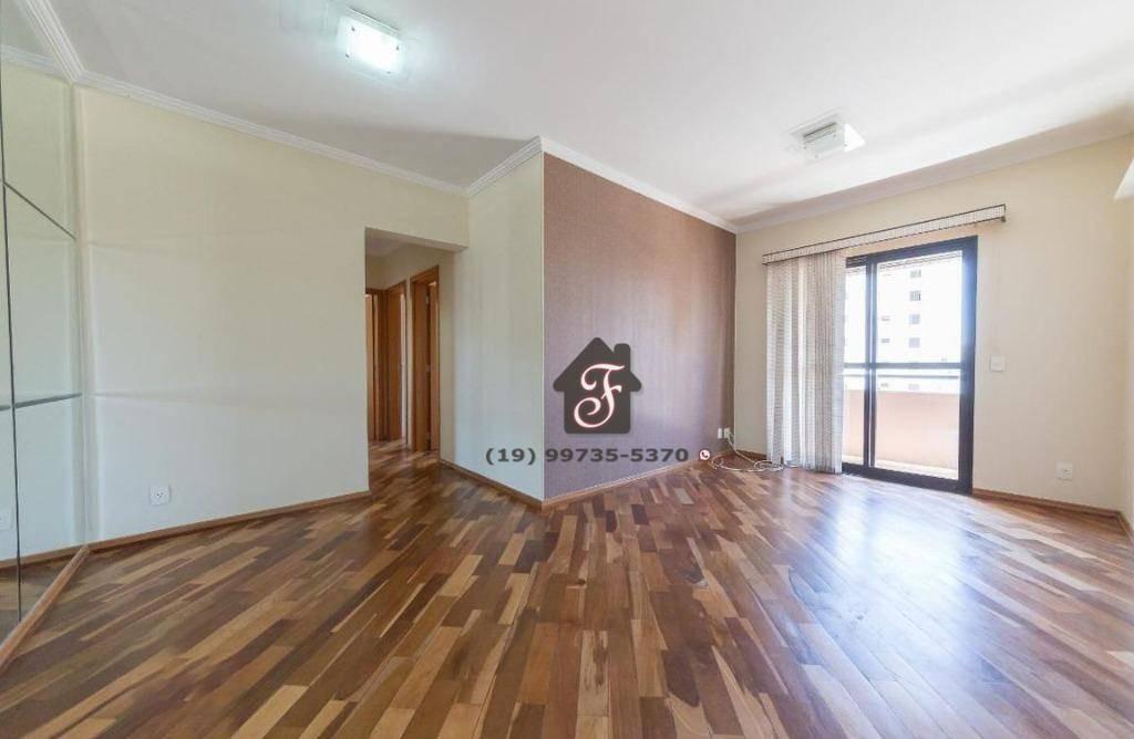apartamento à venda, 96 m² por r$ 619.900,00 - vila itapura - campinas/sp - ap1178