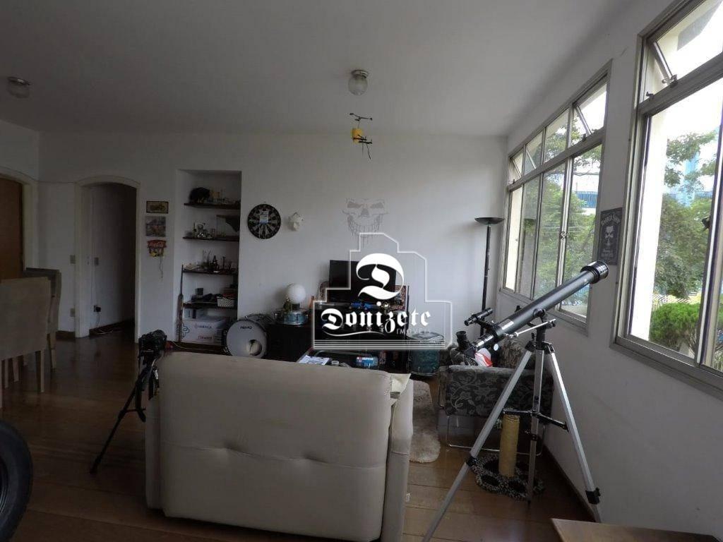 apartamento à venda, 97 m² por r$ 379.500,00 - vila assunção - santo andré/sp - ap4756