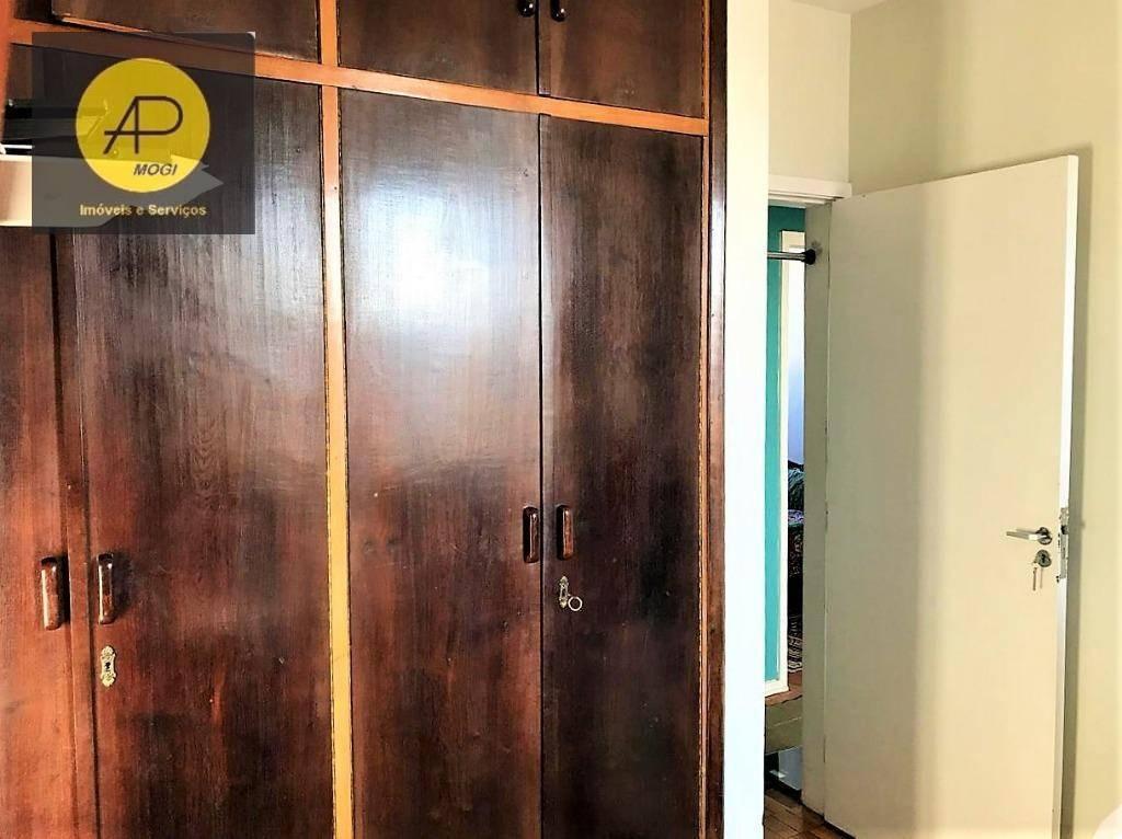 apartamento à venda, 98 m² por r$ 340.000,00 - centro - mogi das cruzes/sp - ap0177