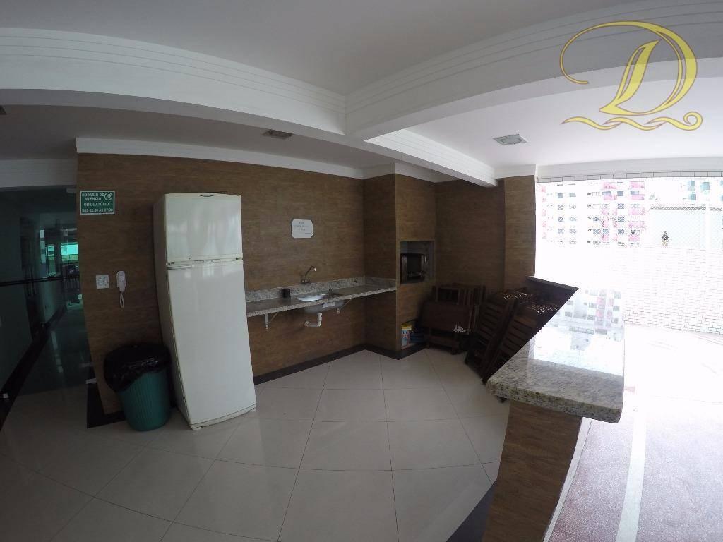 apartamento à venda, 99 m² por r$ 430.000,00 - canto do forte - praia grande/sp - ap2472