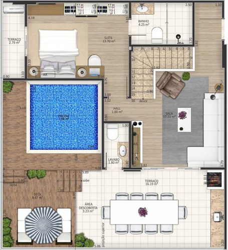 apartamento - venda - aviacao - praia grande - arj158
