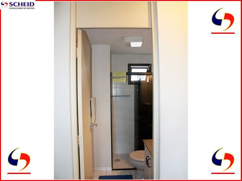 apartamento à venda | bairro jd. marajoara | com 03 dormitórios, 01 suíte, 02 vagas e área de 77m². - mr58812