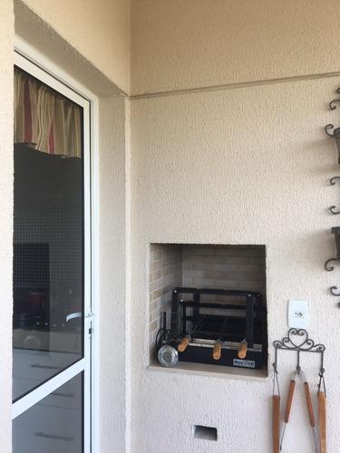 apartamento venda barueri 2 vagas garagem alto da mata 115m2