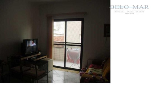 apartamento à venda, boqueirão, praia grande. aceita financiamento bancário - codigo: ap0033 - ap0033