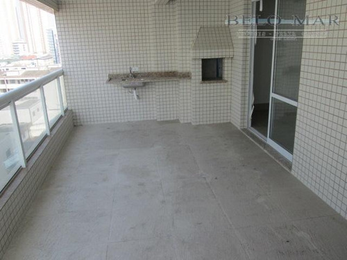 apartamento à venda, boqueirão, praia grande. - codigo: ap0390 - ap0390