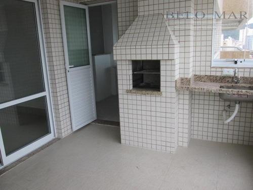 apartamento à venda, boqueirão, praia grande. - codigo: ap0411 - ap0411
