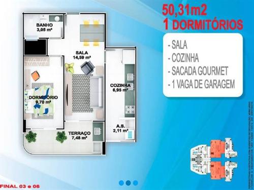 apartamento - venda - caiçara - praia grande - jg6