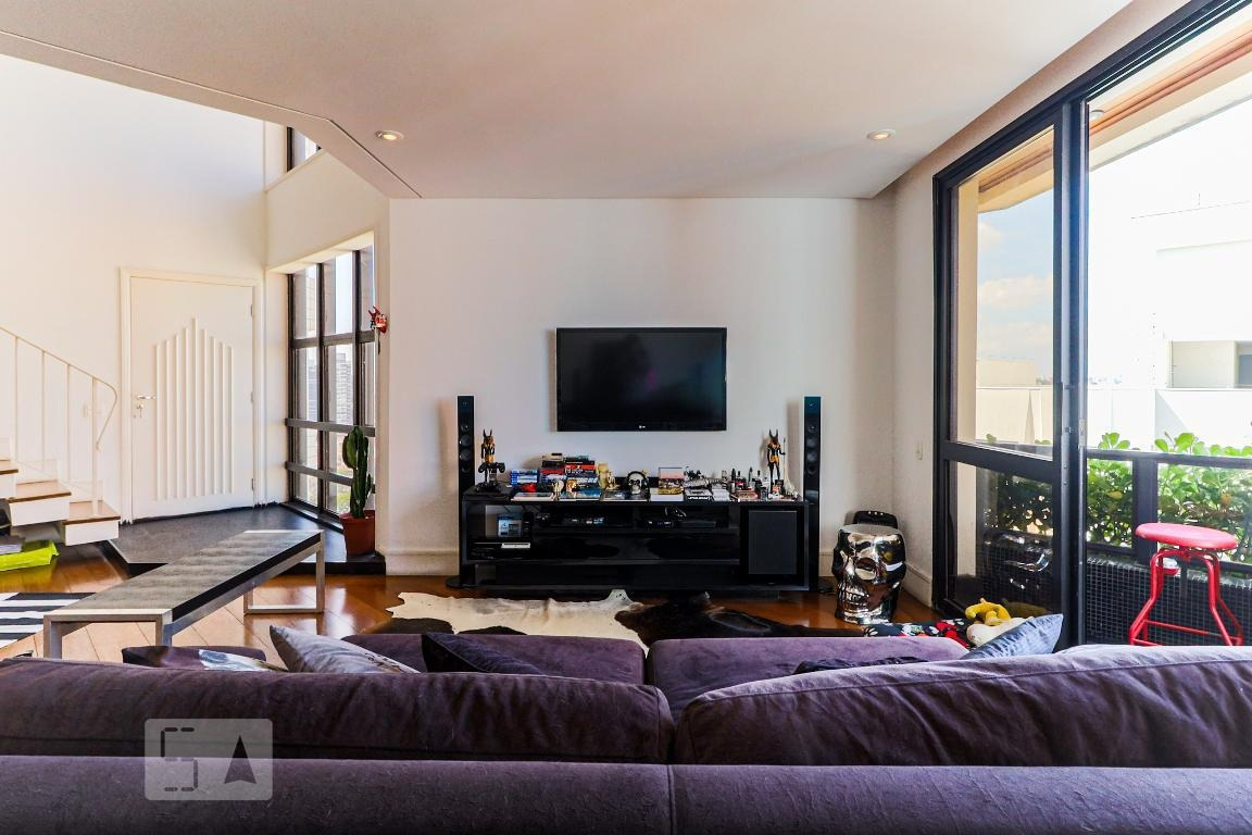apartamento à venda - campo belo, 3 quartos,  200 - s893061003
