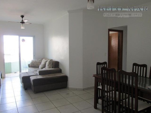 apartamento à venda, campo da aviação, praia grande. - codigo: ap0386 - ap0386