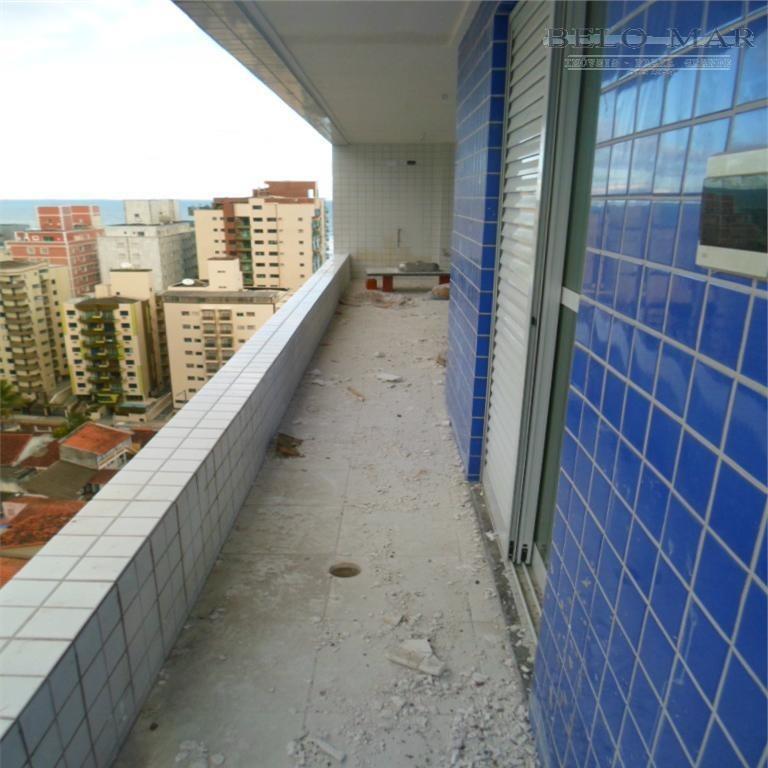 apartamento à venda, campo da aviação, praia grande. parcelamento direto com o construtor. - codigo: ap0162 - ap0162