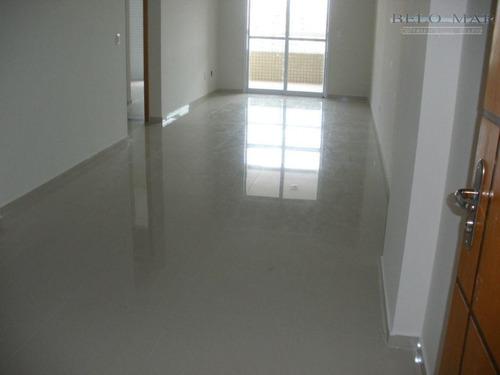 apartamento à venda, canto do forte, praia grande. aceita parcelamento direto com o construtor - codigo: ap0203 - ap0203