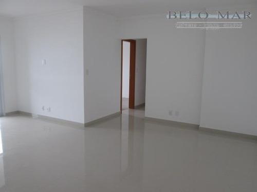 apartamento à venda, canto do forte, praia grande. - codigo: ap0128 - ap0128