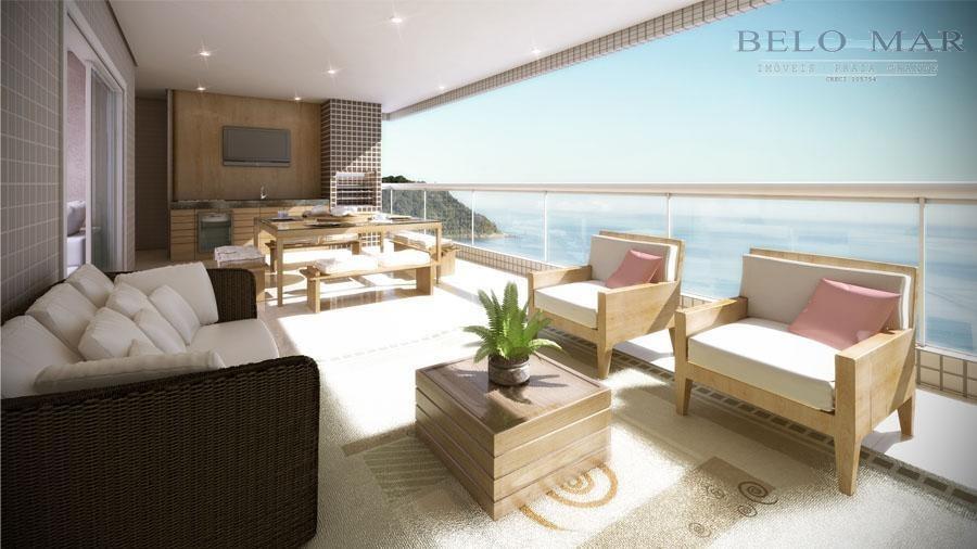 apartamento à venda, canto do forte, praia grande. - codigo: ap0344 - ap0344