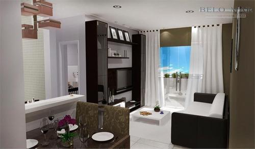 apartamento à venda, canto do forte, praia grande. - codigo: ap0500 - ap0500