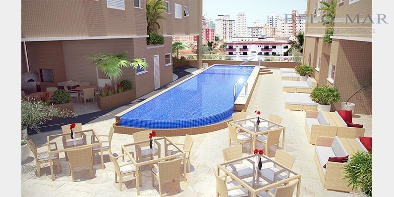 apartamento à venda, canto do forte, praia grande. - codigo: ap0521 - ap0521