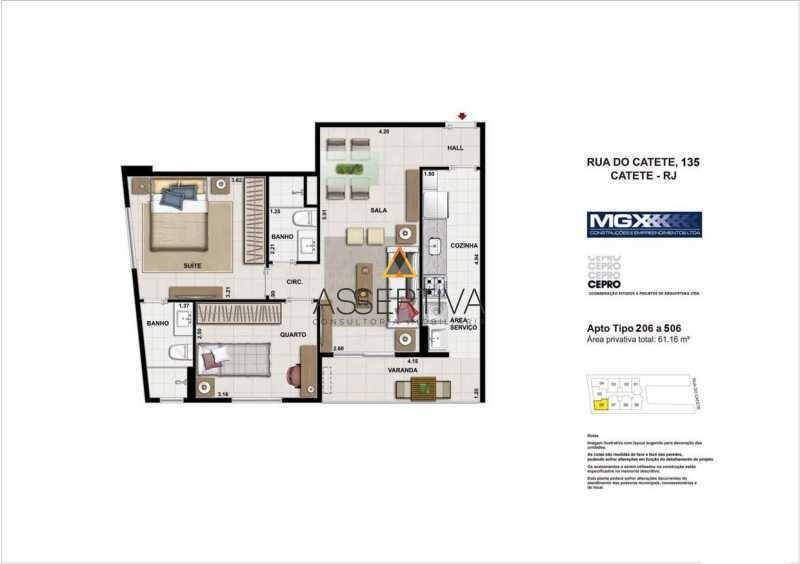 apartamento-à venda-catete-rio de janeiro - flap20311