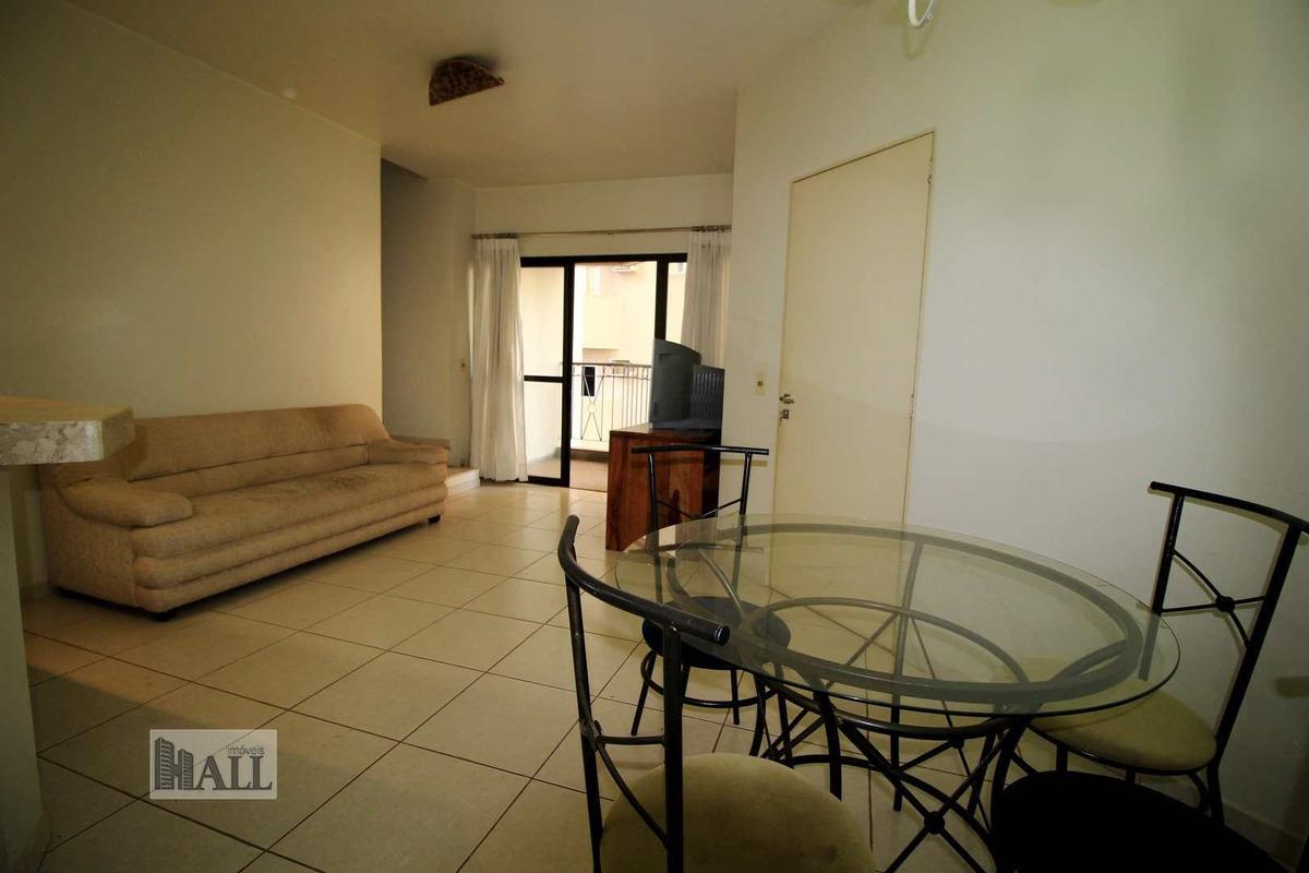 apartamento à venda centro, 84 m², - são josé do rio preto - v4450
