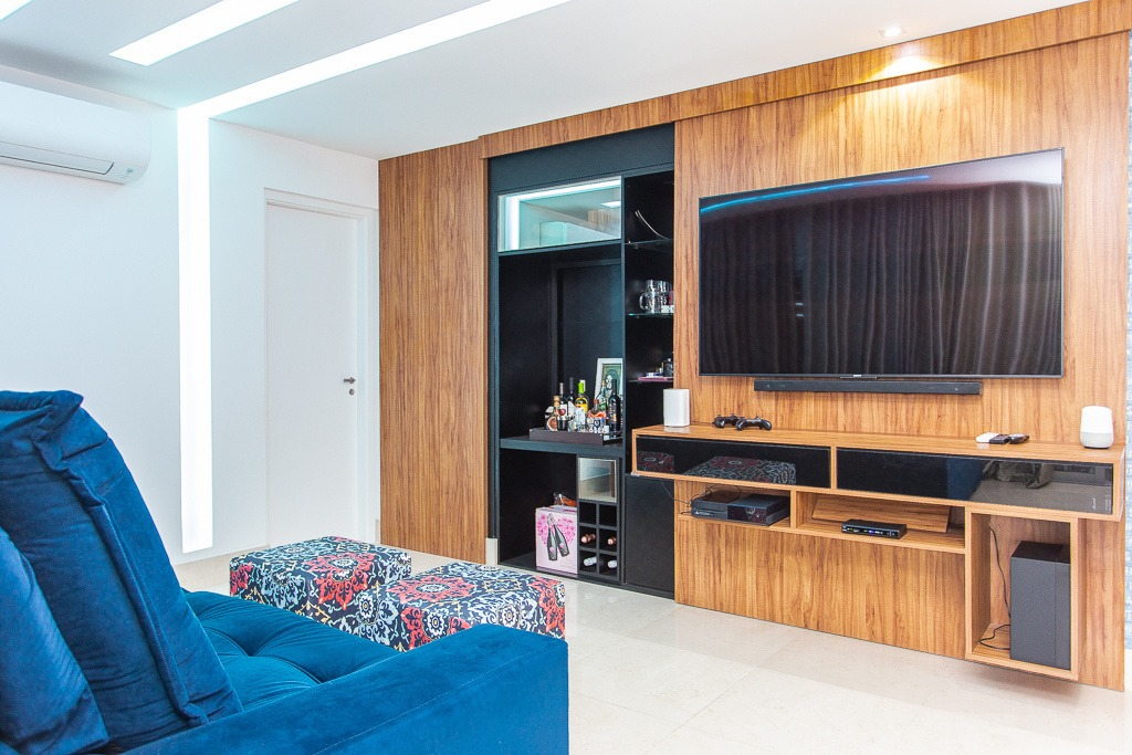 apartamento à venda, chácara santo antônio, 134m², 3 suítes, 2 vagas! - it54386