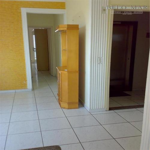 apartamento à venda, cidade ocian, praia grande. - codigo: ap0461 - ap0461