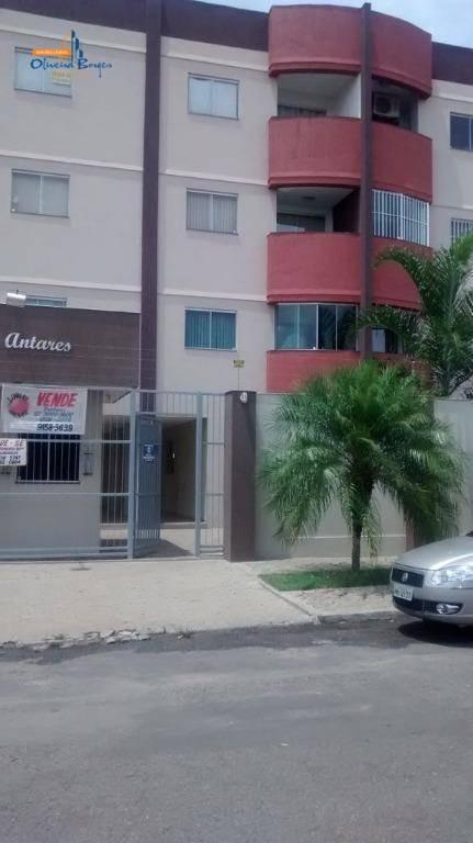 apartamento à venda com 3 dormitórios por r$250.000,00 - setor sul jamil miguel - anápolis/go - ap0274