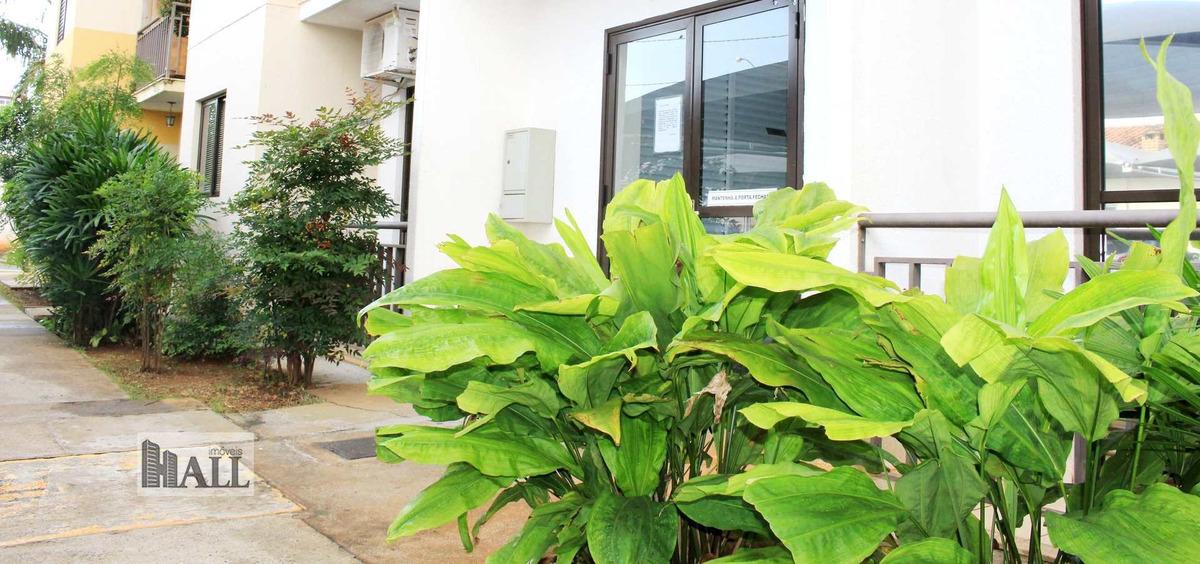 apartamento à venda cond. green life i, são josé do rio preto - v5898
