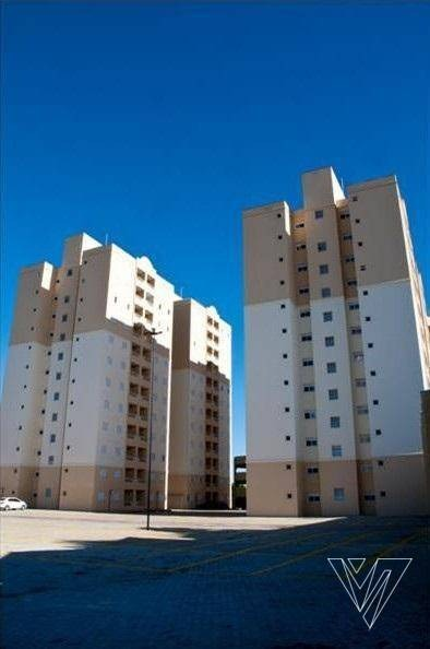 apartamento à venda - condomínio alpha club residencial - sorocaba/sp - ap1491