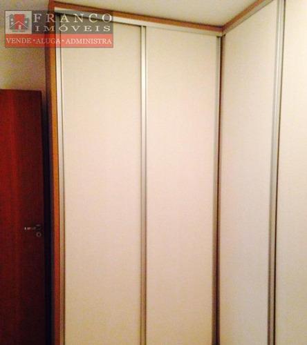 apartamento à venda, condomínio bosque do frutal, valinhos. - ap0055