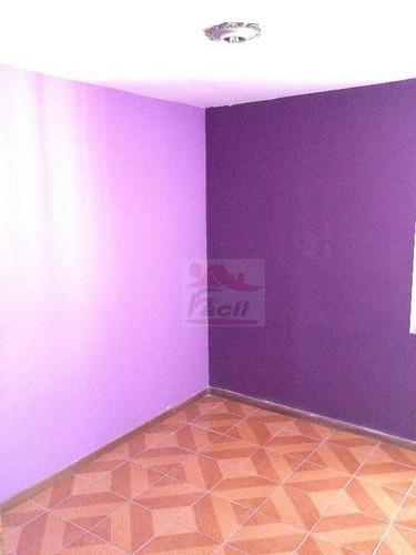 apartamento à venda, conjunto residencial josé bonifácio, são paulo - ap0593. - ap0593