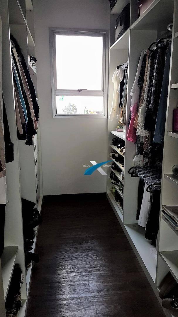 apartamento à venda de luxo 4 quartos no vila da serra - ap4890