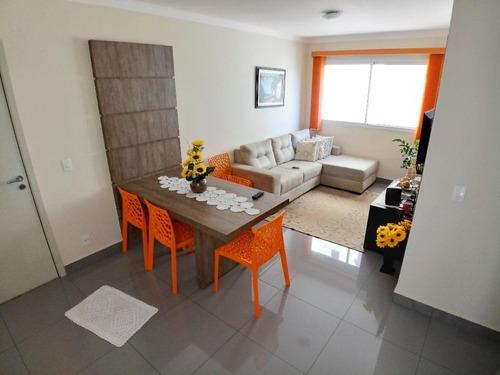 apartamento à venda e locação - paulicéia - são bernardo do campo/sp - ap5944