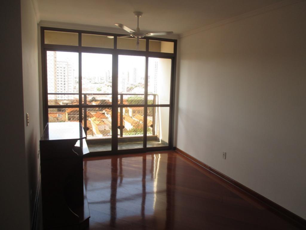 apartamento à venda, edifício cabreuva, centro, piracicaba. - ap0898