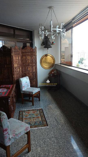 apartamento à venda, edifício espaço arte, centro, sorocaba. - ap0377