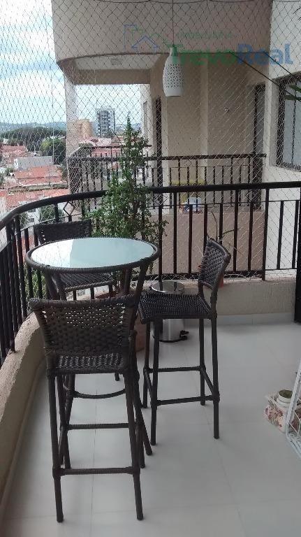apartamento à venda, edifício gênova, valinhos. - ap0574