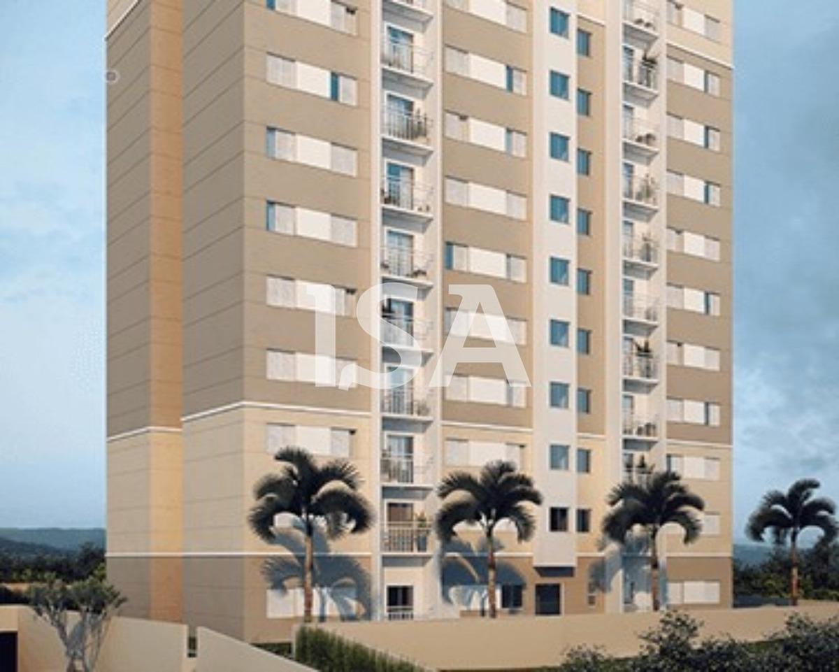 apartamento venda, edifício premiere éden, éden, sorocaba, 2 dormitórios, 1 suíte, sala 2 ambientes, banheiro, área de serviço, sacada, garagem - ap01927 - 33766236
