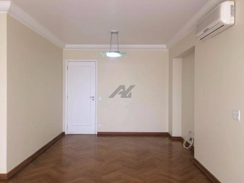 apartamento à venda em cambuí - ap002874