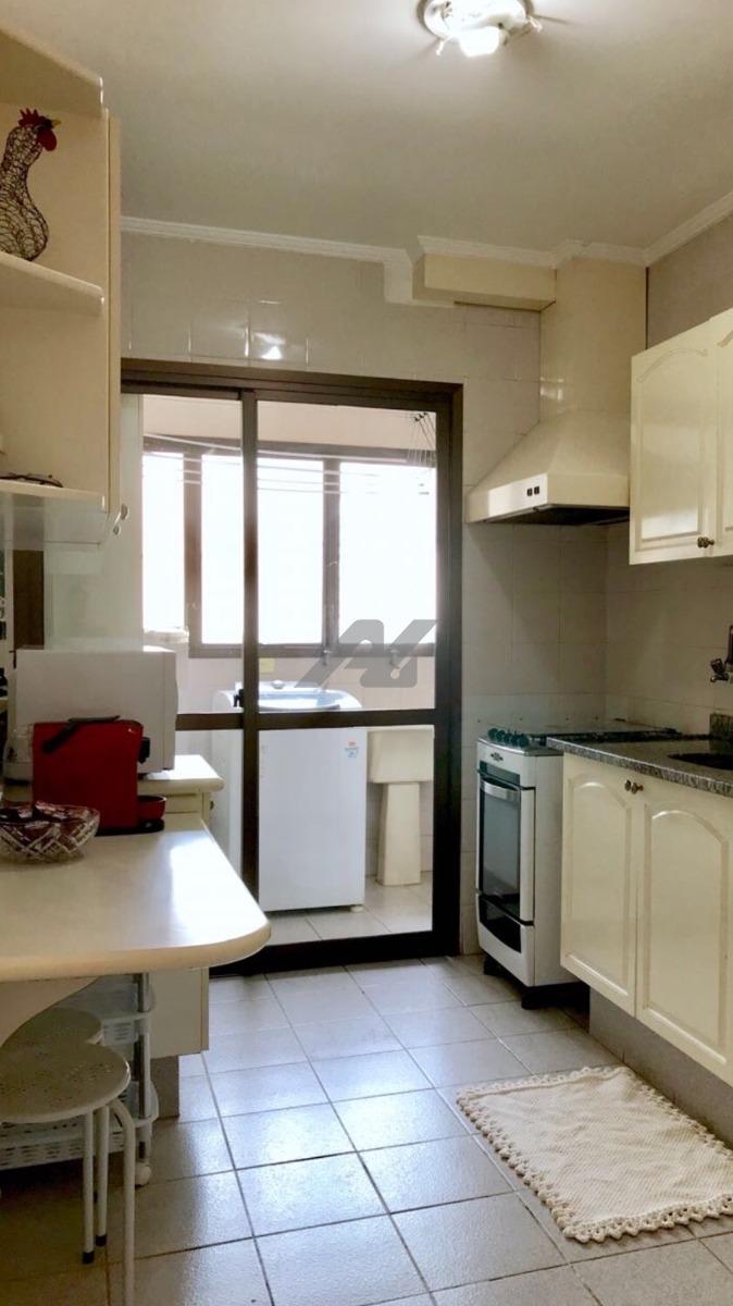 apartamento à venda em cambuí - ap003208