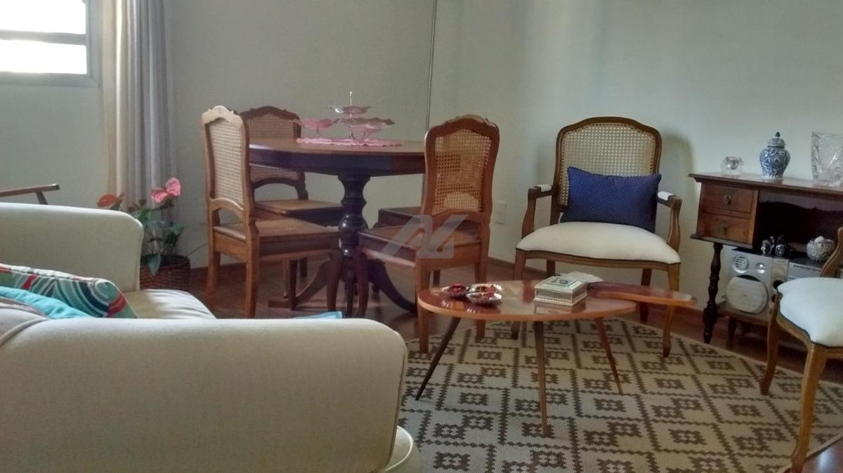 apartamento à venda em cambuí - ap003340
