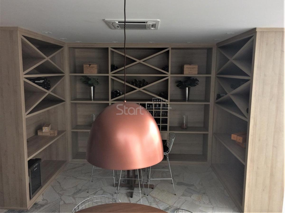 apartamento à venda em cambuí - ap003541