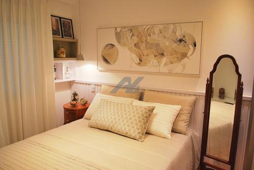 apartamento à venda em cambuí - ap004439